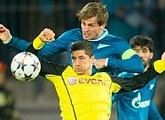 Zenit — Borussia Dortmund full match highlights