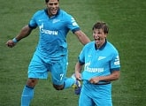 Zenit — Dynamo: Arshavin scores his first goal of the season
