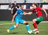 Zenit — Lokomotiv photo report