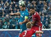 Highlights of Zenit v Lyon in the Champions League