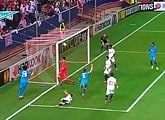 «Sevilla» — «Zenit»: video  highlights