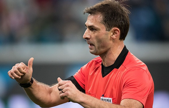 Zenit v Ufa: Referee appointed for the match