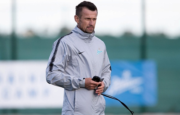 "Sergei Semak: ""Two difficult games are in front of us"""