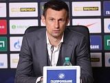 "Sergey Semak: ""We've taken another step forward"""