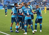 Andrey Mostovoy scores his first Zenit goal