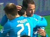 Zenit — Krylya Sovetov video highlights