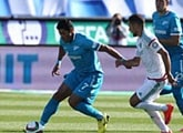 «Zenit» — «Terek»: a photo report from «Petrovsky»