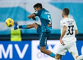 Highlights of Zenit v Krasnodar for viewers outside of Russia