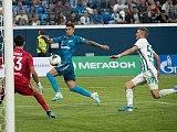 Highlights of Zenit v Akhmat for viewers outside of Russia
