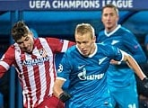 Zenit — Atletico video highlights