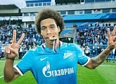 "Axel Witsel: ""I've played with a lot of players — Hulk is the best"""