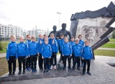 The club remember the victims of the Siege of Leningrad