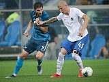 Highlights of Sochi v Zenit from the RPL