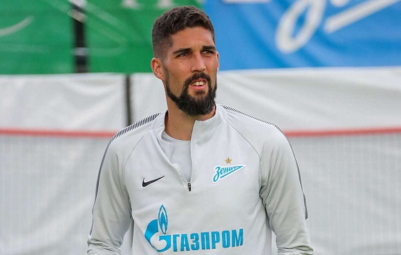 Zenit v Pinzgau: Neto and Mevlja start the game