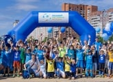 "The St.Petersburg stage of the ""Grand Football Festival"" had 27,000 visitors"