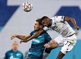 Highlights of Zenit v Club Brugge in the UCL