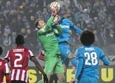 «Zenit» - PSV: Rondon's double, Lodygin's save and Hulk's screamer