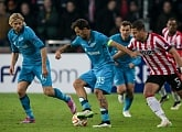 Danny created 4 scoring opportunities in the match with PSV