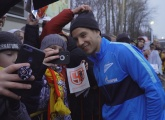 Zenit-TV's Candid Camera at the match with Arsenal Tula