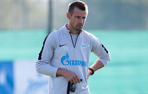 "Sergei Semak: ""I liked the second half more in terms of quality"""