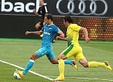 "Roman Shirokov: ""Anzhi played the way we were expecting them to"""