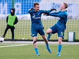 Zenit U17s beat Spartak Moscow in the YFL