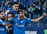 Alexander Yerokhin is only the third Zenit player to get four goals in a match