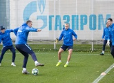 Zenit v RB Leipzig: Open training and press conferences this Monday
