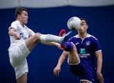 The second day of the International Friendship Cup at the Gazprom Academy