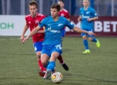 Photos from Zenit-2's 1-0 defeat at home to SKA Khabarovsk