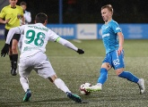 Zenit u19s win in Grozny