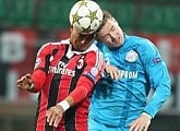 A.C. Milan — Zenit video highlights