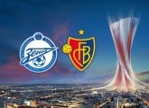 Watch Zenit — Basel in your country