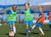 The Zenit Academy invites children to our football camp