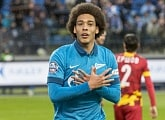 "Axel Witsel: «I am only focused on "" Zenit"" and winning the title»"
