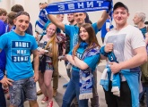 Photos from the Fan Promenade at Zenit v SKA-Khabarovsk