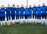 The Gazprom Academy hosted the battle of two cities women's match