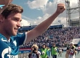 Zenit-TV: Nicolas Lombaerts thanks the ultras for their support