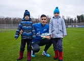 Leo Paredes collected his «G-Drive Player of the Month award