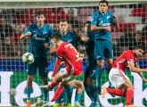 Highlights of Benifca v Zenit in the UEFA Champions League
