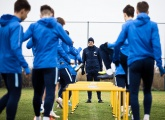 12 February training for Zenit U19s in Turkey