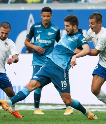 Sochi v Zenit: Scouting report on Sunday's opponents