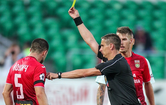 Referee appointment made for Zenit v Orenburg