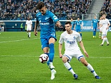 Photos from Zenit v Dynamo Moscow in the RPL
