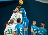 Photo report from Zenit v Rubin in the RPL