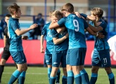 Photos of Zenit U16s in action in the #YFLRussia