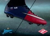 Zenit - Spartak: The teams will play in boots created by the fans