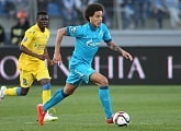 Axel Witsel: «To earn the title we have to win two games, we've only done half the work»