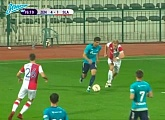 Moment of the day from Zenit-TV: Terentyev's wonder strike against Slavia Prague