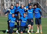 Zenit to hold open practice on Wednesday
